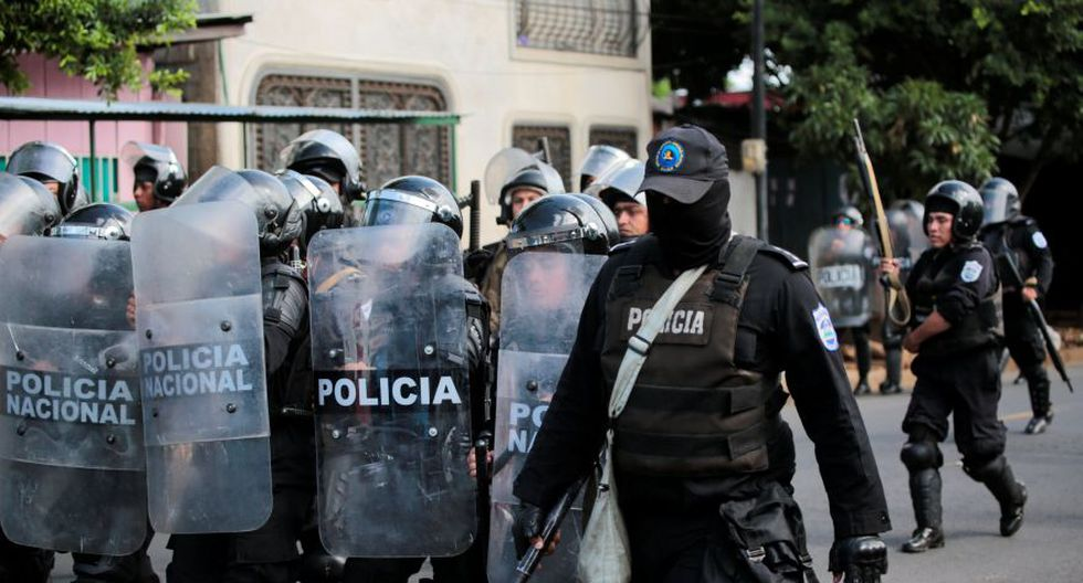 Nicaragua: Daniel Ortega creó una suprapolicía, según empresarios y ONG. (Reuters)