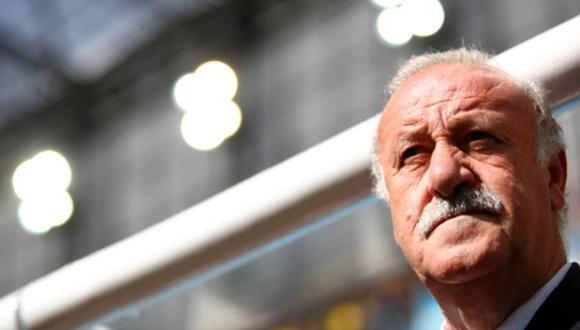 Vicente del Bosque defendió a Mourinho por incidente con Conte
