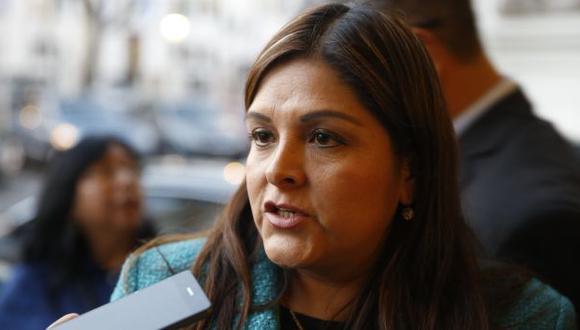 Karina Beteta propone citar a Félix Moreno a Comisión Lava Jato