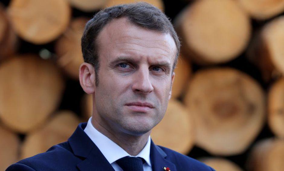 """Macron tras ataque terrorista: """"Francia paga de nuevo el precio de la sangre"""". (Foto: Reuters)"""