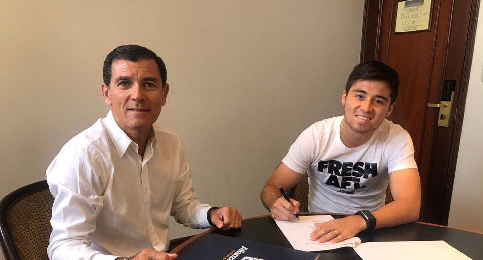 Rodrigo Cuba luego de dejar Alianza Lima pasó por Juan Aurich y Universitario. (Foto: Alianza Lima).