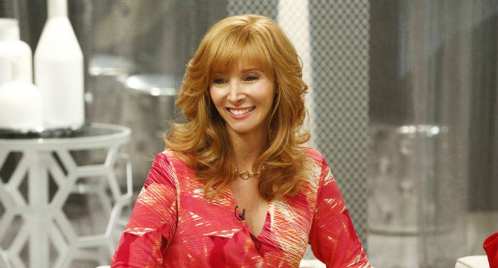 """Lo más reciente que hizo la actriz en televisión fue en la cuarta temporada de la serie de Netflix """"Grace and Frankie"""". """