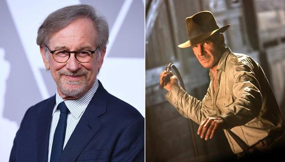 """Steven Spielberg habla del futuro de """"Indiana Jones"""". (Fotos: Agencias)"""