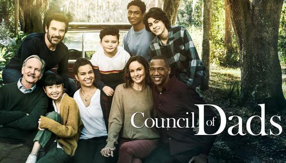 """""""Council of Dads"""", la nueva serie de FOX Premium, se estrena este 21 de octubre. (Foto: FOX Premium)"""