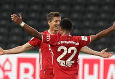 Bayern Munich es el campeón de la Bundesliga por noveno año consecutivo