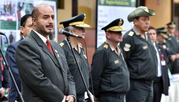 El ministro del Interior, José Luis Pérez Guadalupe, negó que la norma vaya utilizarse para espiar a opositores del gobierno. (Flickr Ministerio del Interior)