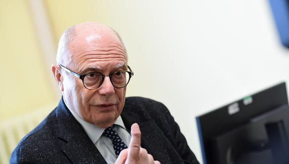 El virólogo recuerda que la cepa de Italia se originó en un pequeño foco en Múnich, en Alemania, después de que una empresaria de Shangái que dio positivo lo contagiara en una reunión de trabajo. (Foto: AFP)