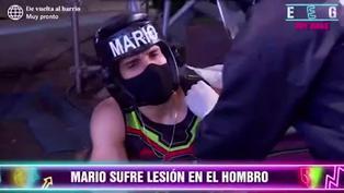 Esto es Guerra: Mario Irrivarren sufre dura lesión