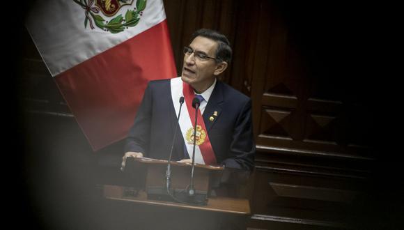 Los constitucionalistas coincidieron en que el Congreso es soberano en su decisión de aprobar o no el proyecto de Martín Vizcarra. (Foto: Presidencia)