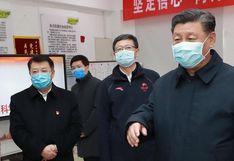 """Xi Jinping dice que el coronavirus es la """"mayor emergencia sanitaria"""" en China desde 1949"""