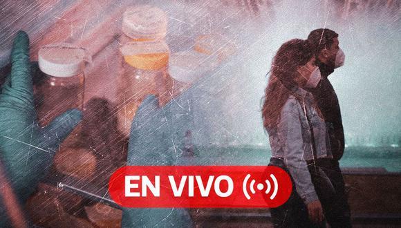 Coronavirus Perú EN VIVO | Últimas noticias, cifras oficiales del Minsa y datos sobre el avance de la pandemia en el país, HOY martes 20 de octubre de 2020, día 219 del estado de emergencia por Covid-19. (Foto: Diseño El Comercio)