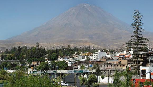 Arequipa: fallas geológicas podrían causar sismos superficiales