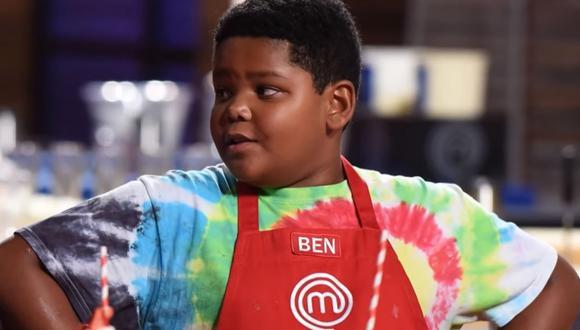Ben Watkins, el ex MasterChef Junior que murió a los 14 años de cáncer  (Foto: FOX)