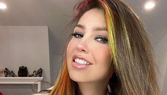 Thalía afirmó que en ocasiones usa un tono muy similar al de María la del Barrio y comienza a decir groserías (Foto: Instagram /Thalía)