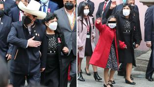 Lilia Paredes: Revelan el motivo del look de la primera dama del Perú