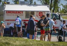 La ola de calor sigue causando temperaturas extremas en el interior de Canadá