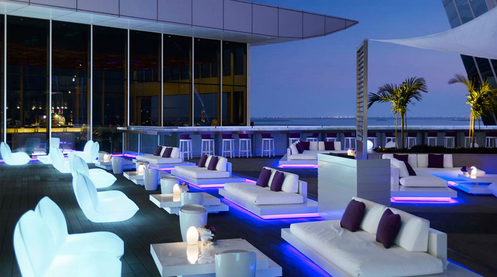 ¿Te bañarías en esta tenebrosa piscina de Dubai? - 2