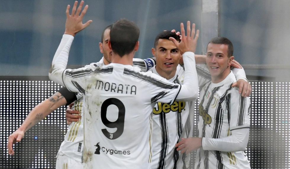 Juventus vs. Genoa: las imágenes del partido por la Serie A   Foto: REUTERS