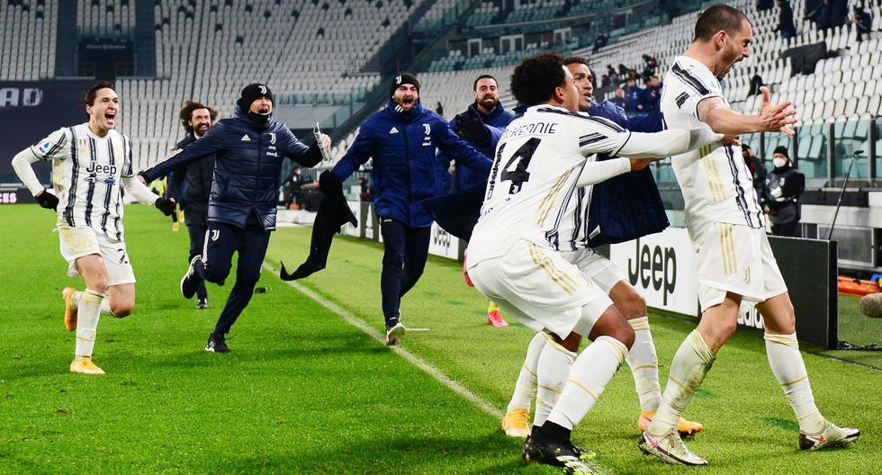 Juventus venció por 2-1 al Torino por la Serie A | DEPORTE-TOTAL | EL COMERCIO PERÚ
