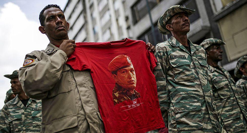 El medio millón de civiles armados de Nicolás Maduro [FOTOS] - 14