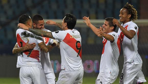 El último encuentro de la selección por Eliminatorias fue triunfo (1-2) ante Ecuador. (Foto: AFP)