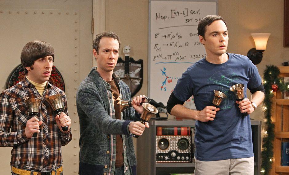"""""""The Big Bang Theory"""" volvió a la televisión de EE.UU. este jueves. (foto: CBS)"""