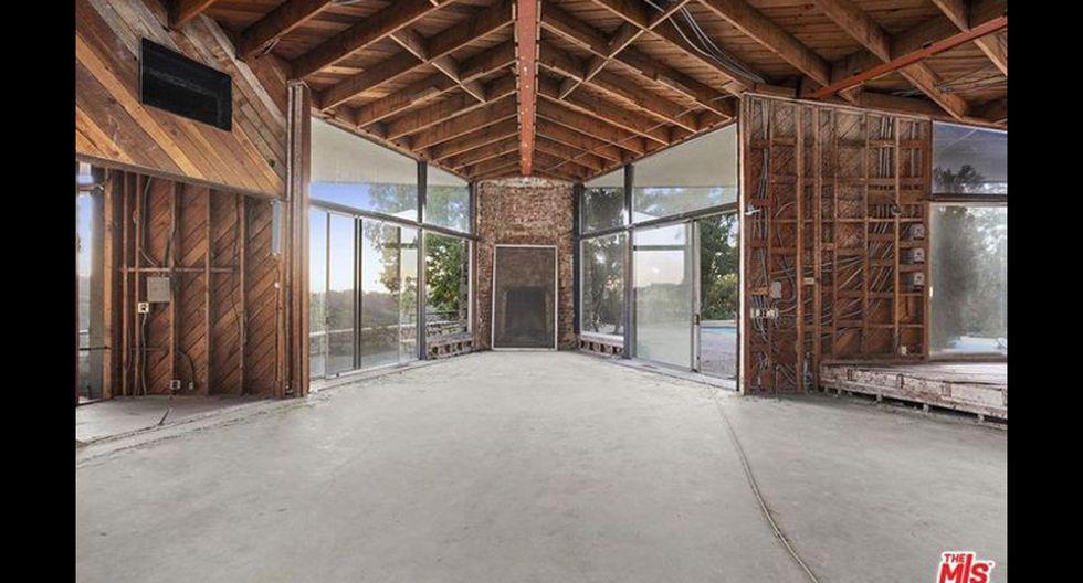 La propiedad se encuentra en pleno proceso de remodelación. (Foto: The MLS)