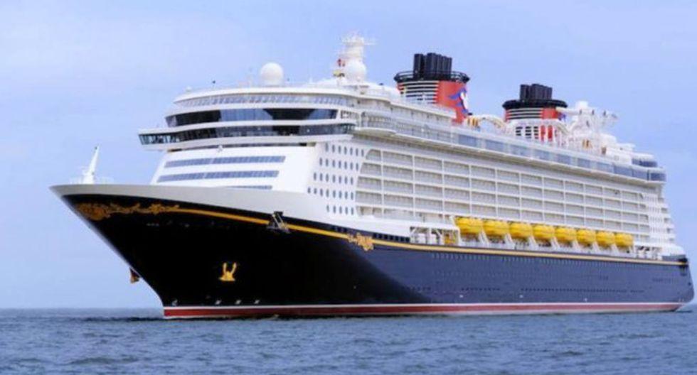 Crucero Walt Disney rescata fugitivos ante la costa de Cuba