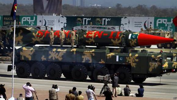 La carrera por armas nucleares de la que casi no se habla