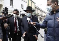 Ciro Gálvez dice ahora que Consejo Ministros sí abordó destino de restos de Abimael Guzmán