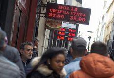Argentina: el precio del dólar al cierre de hoy jueves 17 de octubre del 2019