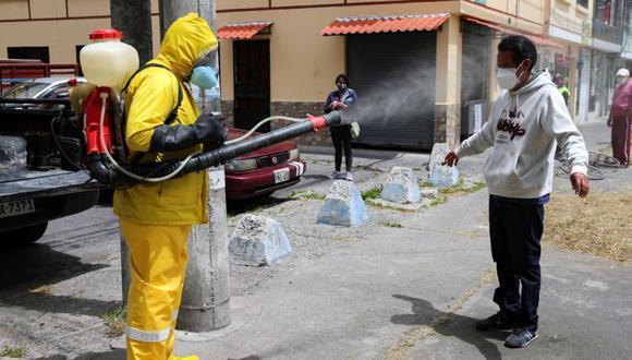 Coronavirus en Ecuador | Últimas noticias | Último minuto: reporte de infectados y muertos hoy, domingo 22 de noviembre del 2020 | Covid-19 | (Foto: EFE/José Jácome).