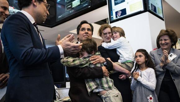 Peruano de The Washington Post, Carlos Lozada, gana el premio Pulitzer. (AP)