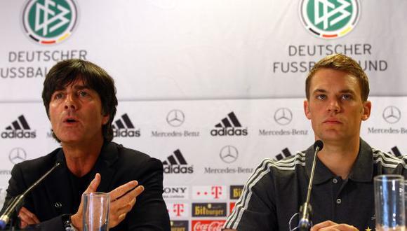 Balón de Oro: Löw estaría decepcionado si Manuel Neuer no gana