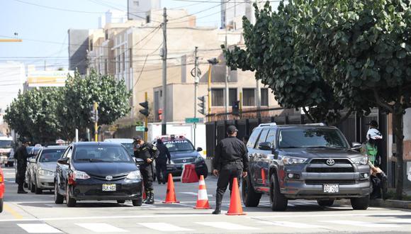 Reporte de fallecidos y casos confirmados en el día 59 de la emergencia. (Foto: Britanie Arroyo)