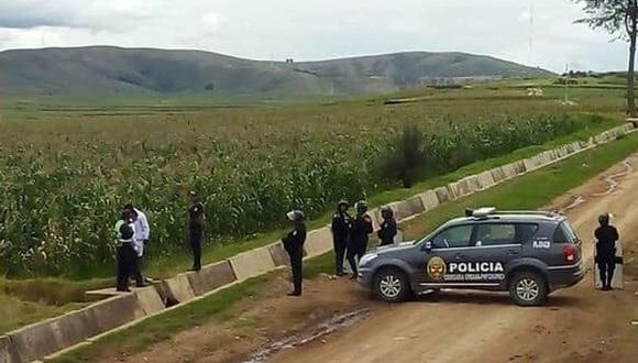 Junín: hallan cuerpo sin vida de mujer que fue reportada como desaparecida