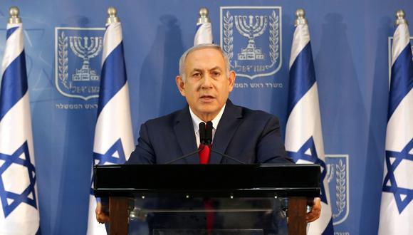 Netanyahu asume cartera de Defensa y rechaza adelanto electoral ante crisis (Foto: Reuters)
