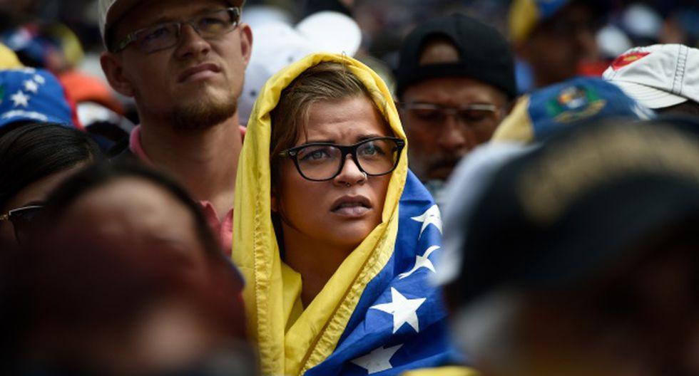 Aunque la OEA desconoció a Maduro, no se pronunció aún sobre Juan Guaidó, reconocido actualmente como presidente interino por medio centenar de países. (Foto referencial: AFP)