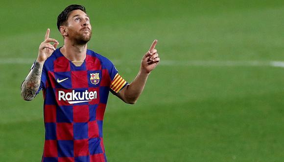 Lionel Messi, Barcelona y un panorama contractual que se abre de cara al 2021