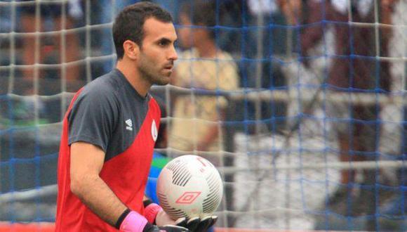 José Carvallo dejó Universitario: ¿Dónde jugará el 2016?