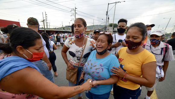 Ecuador: Al menos 75 presos muertos deja amotinamientos en tres cárceles de  Guayaquil, Turi y Latacunga | MUNDO | EL COMERCIO PERÚ