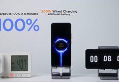 La carga rápida de 200W de Xiaomi reduce al 80% la capacidad de batería después de 800 ciclos