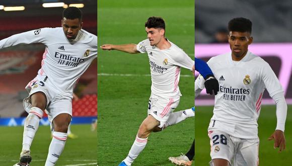 Zidane alineará a Rodrygo, Miguel Gutiérrez y Marvin en el Real Madrid vs. Granada de LaLiga. (Foto: AFP)