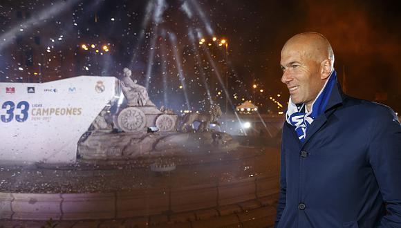 Muchos elogios para Cristiano Ronaldo por ser un goleador letal, para Isco Alarcón por convertirse en el revolucionario del equipo. ¿Pero para Zinedine Zidane hay algo de reconocimiento? (Foto: Getty Images)