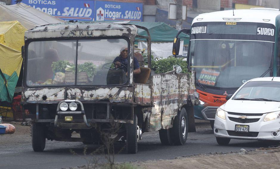 El peor carro de Lima