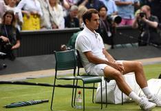 """Roger Federer se siente """"devastado"""" por la cancelación de Wimbledon"""
