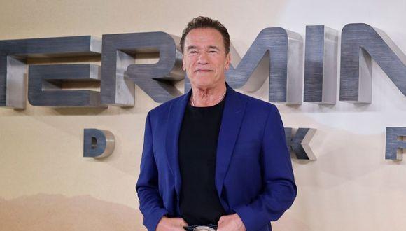 Arnold Schwarzenegger reveló que estuvo al borde de la muerte en una operación al corazón. (Foto: AFP)