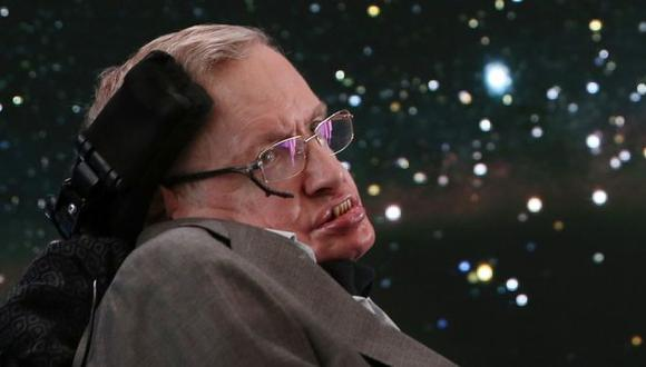 Stephen Hawking murió el 14 de marzo de 2018 en Reino Unido. (Foto: Getty)