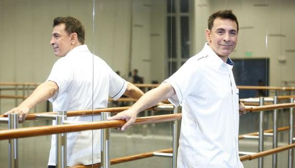 Tras una larga carrera artística, que lo llevó a fundar el Miami City Ballet y ser primer bailarín del Ballet de Oklahoma y el Ballet du Nord en Francia, en 2015, Jimmy Gamonet de los Heros asumió la dirección del Ballet Nacional del Perú. (Foto: Percy Ramirez)