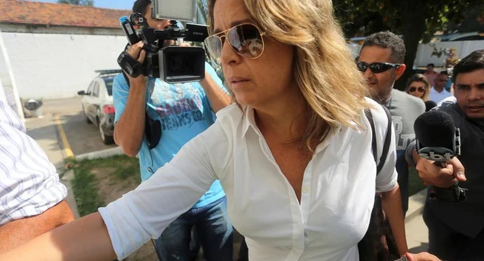 The woman who ordered her police lover to assassinate her husband, the Greek ambassador to Brazil during Christmas